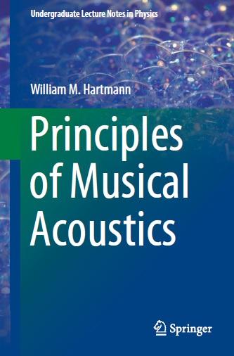 Buku Baru: Principles of Musical Acoustics