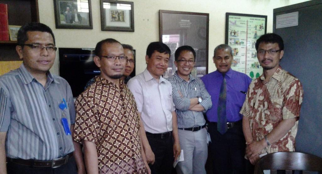 Kunjungan Delegasi PTDI