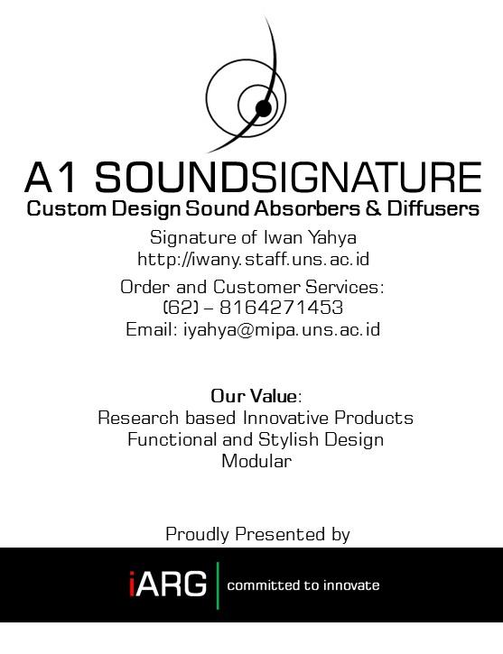 Bismillah, A1 SoundSignature is Now!