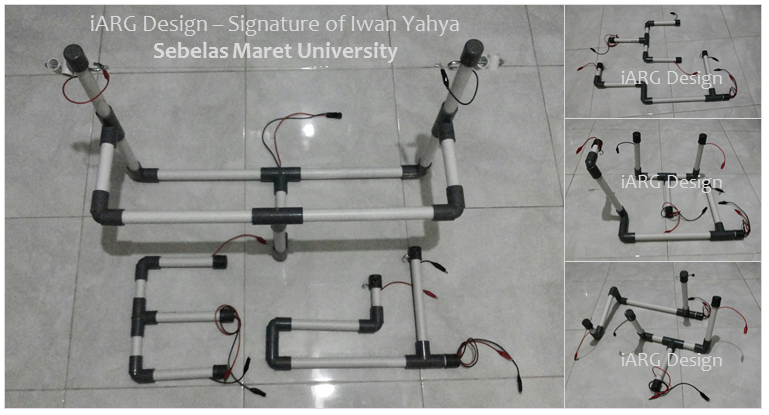 iARG Design Flexible Frame Hot Wire Cutter