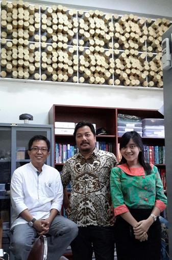 Yanuar dan Jevita, FEI Indonesia