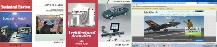 Resources Penunjang untuk Kuliah Akustik Terapan: Library Bruel&Kjaer